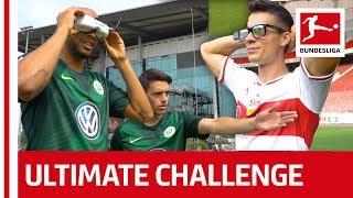 Brooks, Zieler & Co. - Crazy Glasses Challenge Compilation