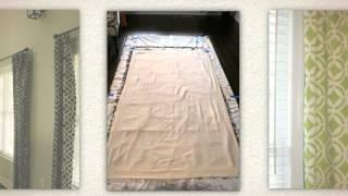 Как украсить шторы, недорого и красиво