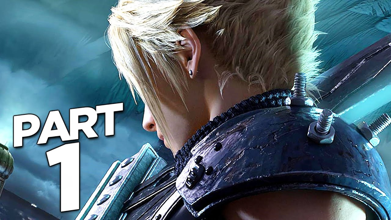 Final Fantasy 7 Remake - How Long Is the Game