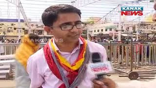 Newly Appointed Collector Of Puri Balwant Singh Shares His 1st Experience Of Snana Purnima