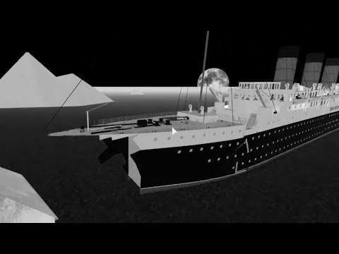 RMS Authentic Iceberg Incident