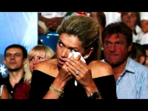 Вера Брежнева расплакалась на выпускном старшей дочери