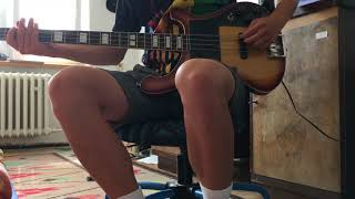 Miles Kane - Cry On My Guitar (Bass Cover)