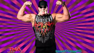 "Hulk Hogan 1st TNA Theme Song ""Our House"" (TNA Remake)"
