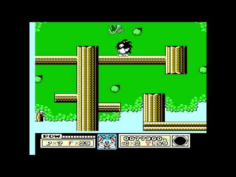 GameFox Plays Tiny Toon Adventure P02