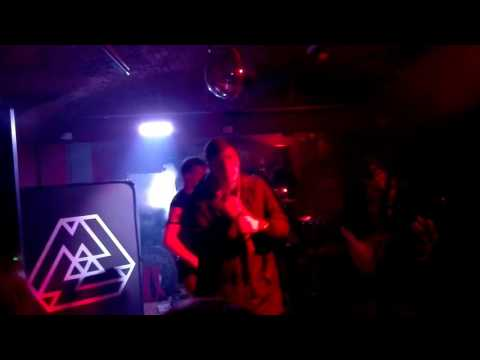 Abyss, Watching Me - Goals (ft. Denis Stoff) Live in Prague (Rockberry Bar & Music Club)