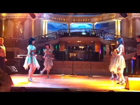 Line Dance: Sweet Surrender - David & Wenny 50th Anniversary - 20 Oct 2012