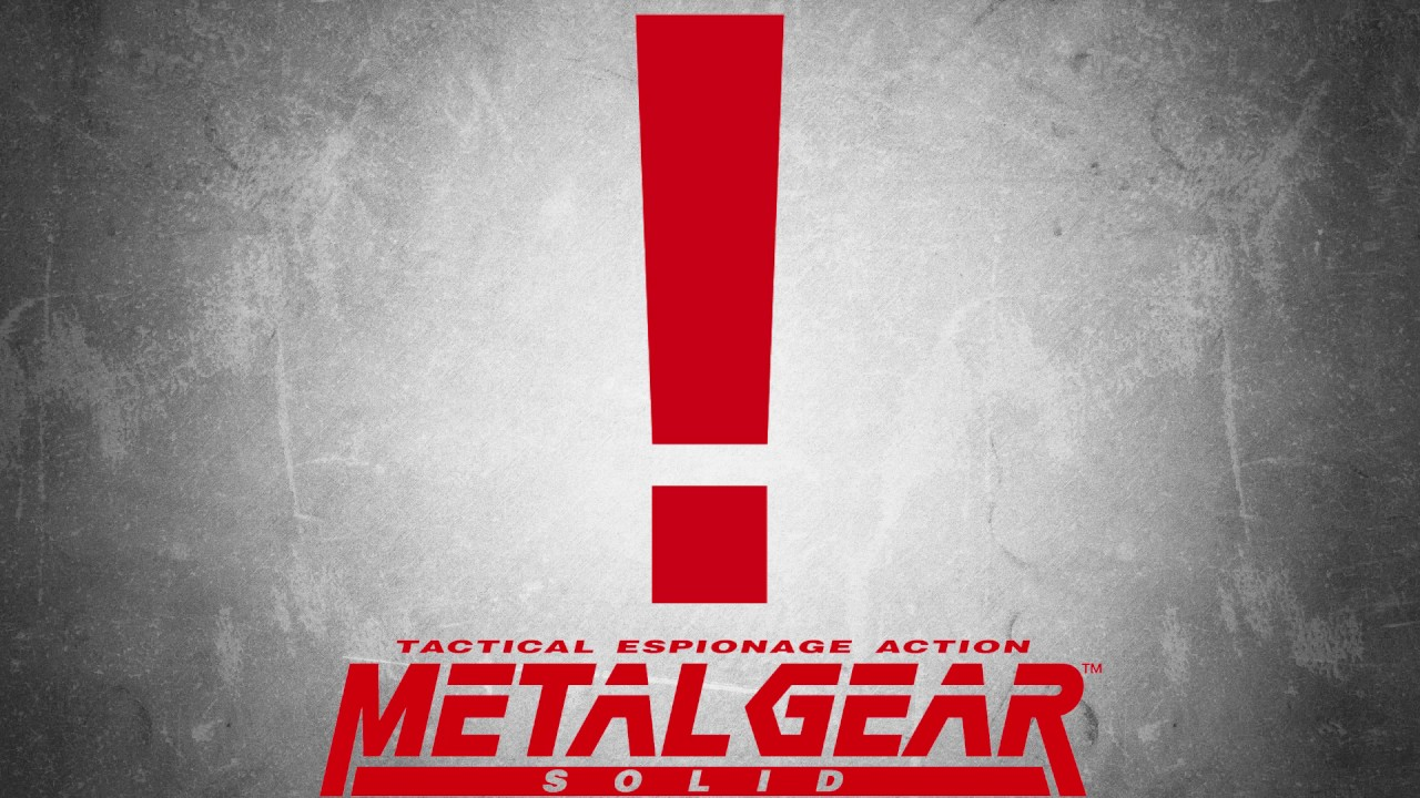 Metal Gear Solid Alert Sound Effect Free Ringtone Download Youtube
