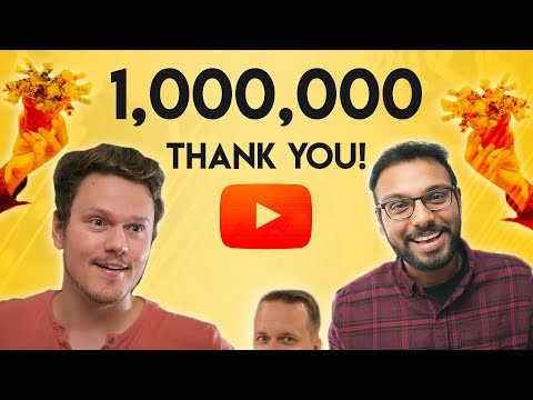 ONE MILLION+ THANKS TO YOU! Mp3