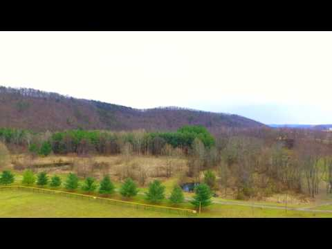 Allegany College of Maryland Drone footage