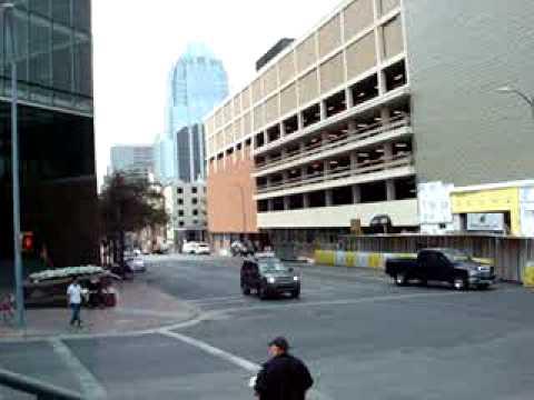 Downtown Austin Tour Brazos Place