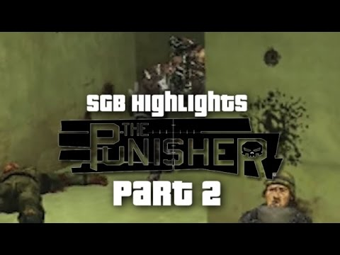 SGB Highlights: The Punisher (Parts 12-21)