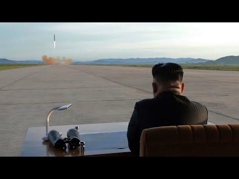 North Korea says 'all US in range' after latest missile test