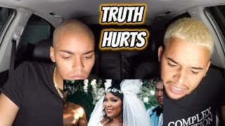 Lizzo - Truth Hurts  REACTION REVIEW