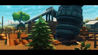 Fortnite Rocket Launch/Impact Cinematics (Film6)