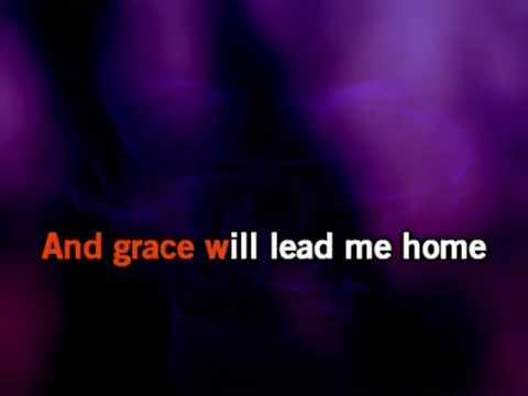 Amazing Grace Karaoke.flv