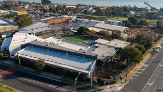 Publication Date: 2021-07-30   Video Title: Rosebud Primary School upgrade