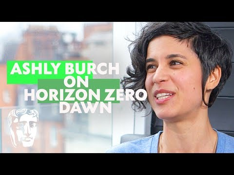 Ashly Burch on How She Became Involved With Voice Acting & Her Role in Horizon Zero Dawn