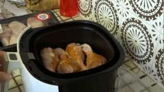 Philips Air Fryer - Chicken Drumsticks