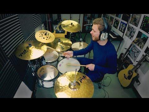 Elton John - Saturday Night's Alright (For Fighting) - Drum Cover (4K)