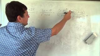 Алгебра 9 класс. 4 сентября. Упрощение выражений #4
