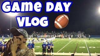 HIGH SCHOOL FOOTBALL GAME DAY VLOG | Senior Year