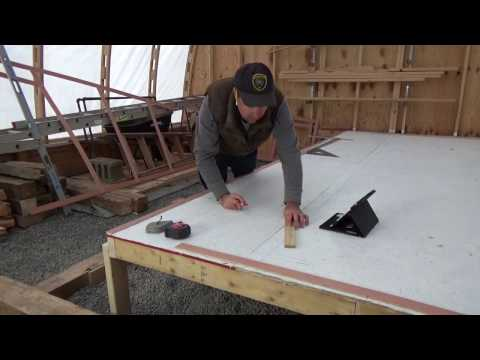 Building boat frames and more lofting!: Episode 7 Sea Dreamer Project