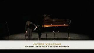 Scriabin - Étude in C sharp minor, Op. 2, No. 1 - Javier Villegas