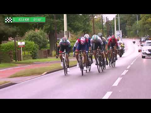 Tour of Britain - Stage 6 Highlights