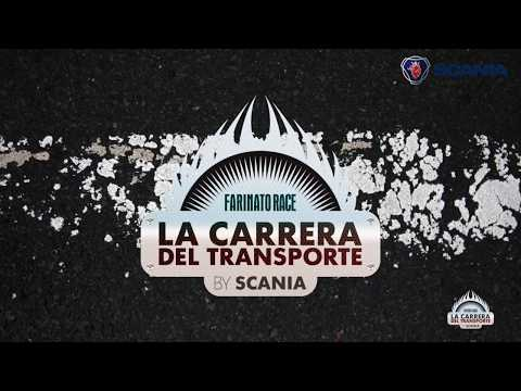 Embajador de la Carrera del Transporte by Scania