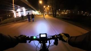 goPro Hero3 ночная съемка, все настройки максимум !