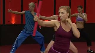 Tae Bo Amped 09 - Turbo Charged Fat Burner