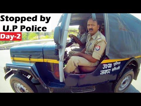 Mumbai To Mustang(NEPAL) | Day 2- Stopped By U.P Police | Vidhisha To Gorakhpur | 900 Kms