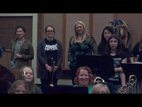 Edmonds Jazz Connection - Music Lab - All Girls Jazz Band