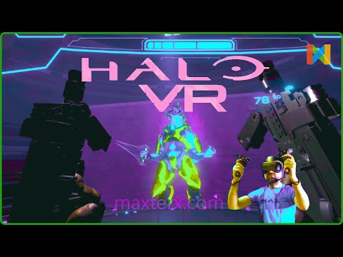 Halo Recruit VR Gameplay: El primer Halo en Realidad Virtual