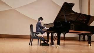 5才10ヶ月 地元ホールイベントにて レオポルト•モーツァルト「ブーレ」 ...
