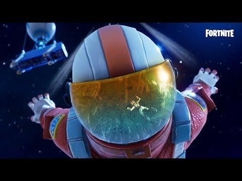 "New Season 3 ""Out Of This World"" Space Theme Fortnite Battle Royal Season 2 Ending Soon!"