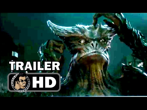 Thumbnail: COLOSSAL Official Trailer #2 (2017) Anne Hathaway Sci-Fi Monster Movie HD