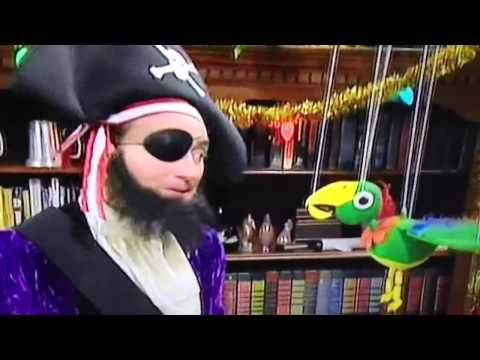 Patchy the Pirate Christmas Special Funny Part With Potty t