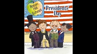 President's Day Story By Margaret McNamara & Illustrated By Mike Gordon