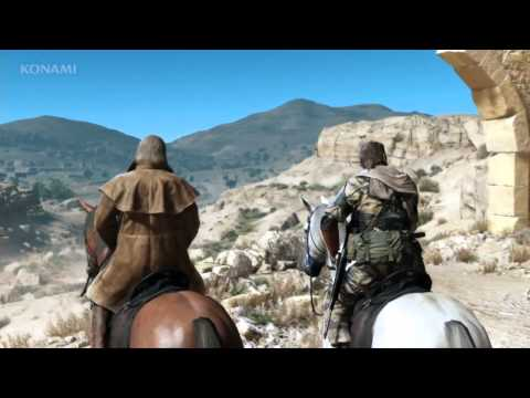 Metal Gear Solid V Trailer E3 subtitulado al Español [HD] Version Extendida (Director´s cut)