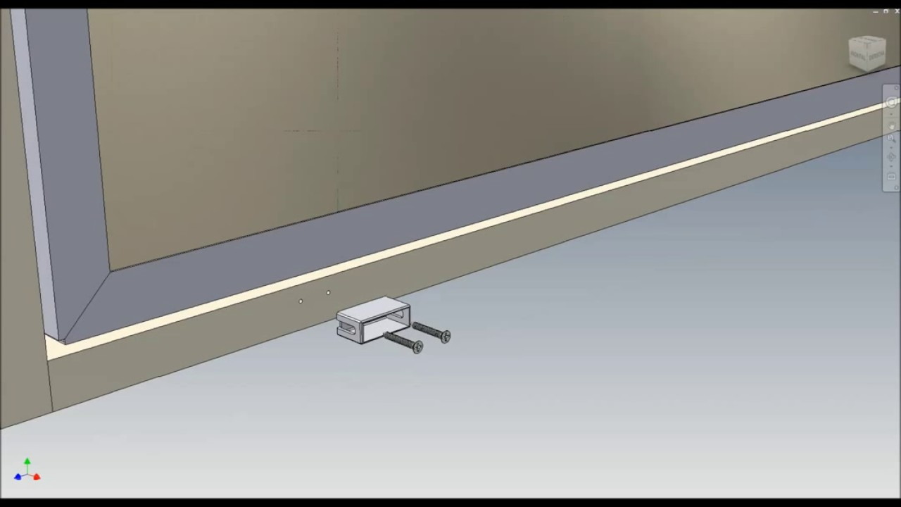 chez soi design lit escamotable avec bureau youtube. Black Bedroom Furniture Sets. Home Design Ideas