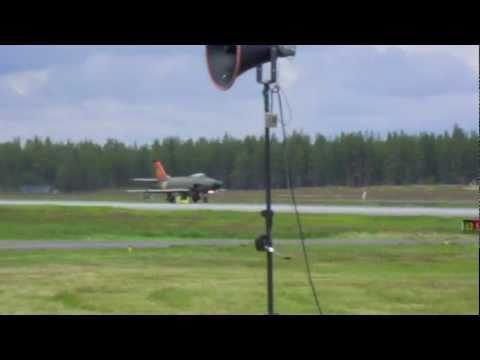 Nordic Air Show 2011 - SAAB J32B Lansen
