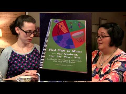 """""""First Steps in Music with Orff Schulwerk: Sing, Say, Dance, Play"""": a chat with one of the authors"""