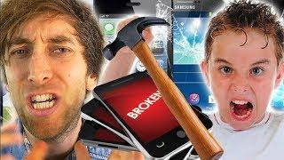 Experiment mit Handy geht völlig schief - Torgshow #70