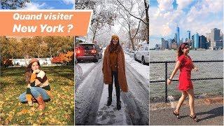 La meilleure période pour visiter New York ? 🚕   Harmony Lu