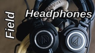 Video Headphones important for field recording? ATH - M50X wins out at $150 download MP3, 3GP, MP4, WEBM, AVI, FLV Juli 2018