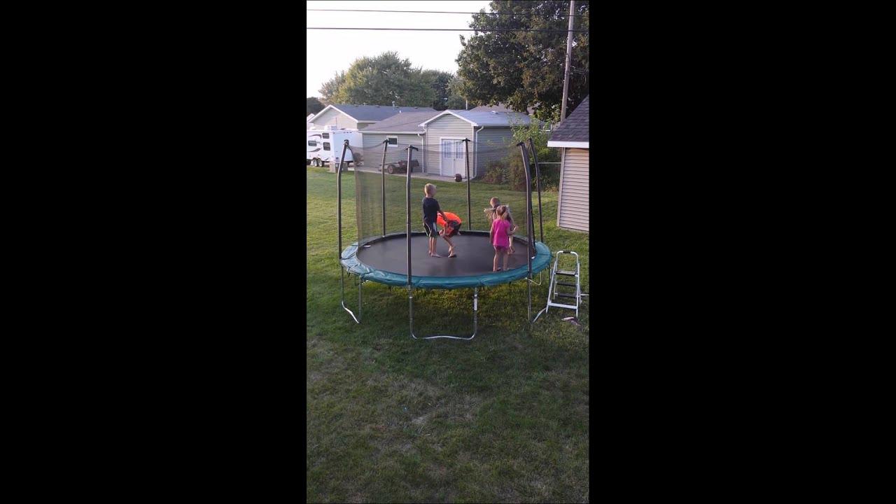 12 foot skywalker trampoline