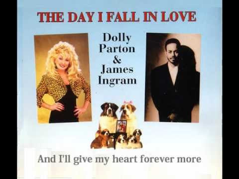 Dolly Parton & James Ingram - The Day I Fall in Love (audio & lyrics)