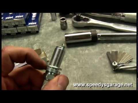 Challenger Spark Plug Swap.mp4